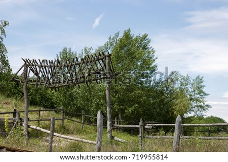 Wooden Fencing Stock Images, Royalty-Free Images & Vectors ...