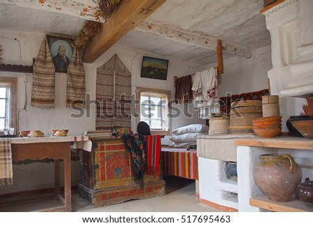 Folk House Stock Photos Royalty Free Images Vectors Shutterstock