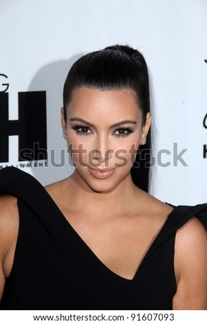 Kim Kardashian at the Worlds Most Beautiful Magazine Launch Party, Drais, Hollywood, CA 08-10-11