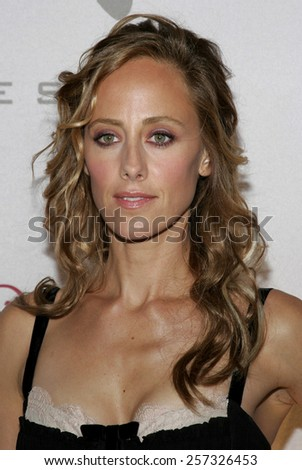 "Kim Raver at the ""24"" Season 5 DVD Release Party held at the Les Deux in Hollywood on December 4, 2006."