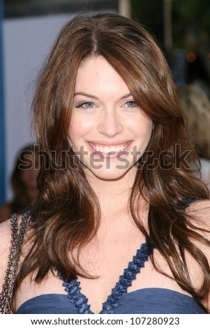 Kim Smith  at the Los Angeles Premiere of 'The House Bunny'. Mann Village Theater, Westwood, CA. 08-20-08