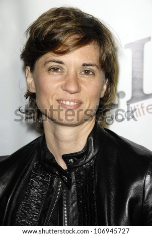 Kimberly Peirce  at Hamilton and Hollywood Life's Behind the Camera Awards. The Highlands, Hollywood, CA. 11-09-08