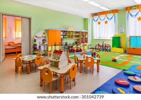 Kindergarten game room stockfoto lizenzfrei 301042739 for Innenraum designer programm