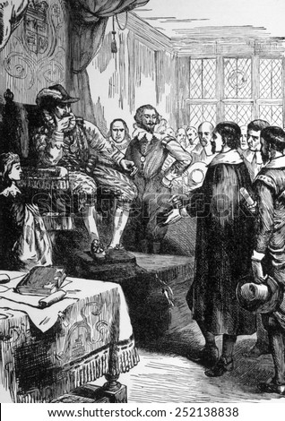 puritan prophet Essay/term paper: anne hutchinson essay, term paper, research paper: political science  the puritan leaders felt no remorse over their role in the deaths of those.