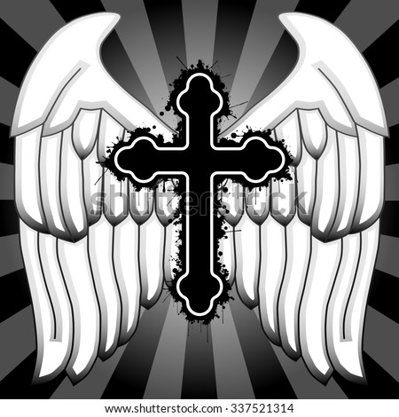 Kingdom of Heaven - stock photo