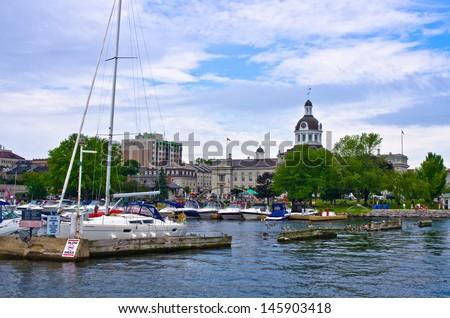 Kingston, Ontario Canada - stock photo