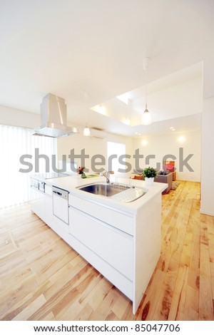 Kitchen-5 - stock photo