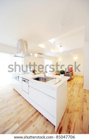 Kitchen-5 - stock photo