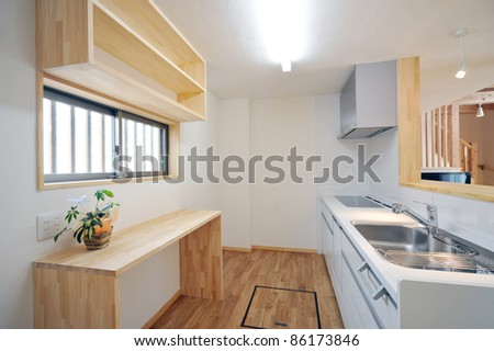 Kitchen-1-4 - stock photo