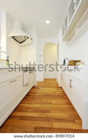 Kitchen-4-2 - stock photo