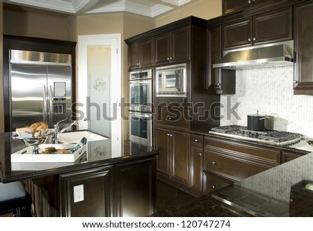 Kitchen Interior Architecture Stock Images,Photos of Living room, Bathroom,Kitchen,Bed room, Office, Interior photography.