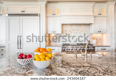 Luxury Kitchen Stock Images Royalty Free Images Vectors