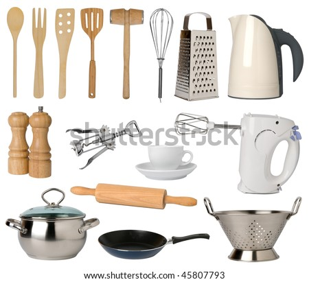 Kitchen Materials kitchen utensils stock images, royalty-free images & vectors