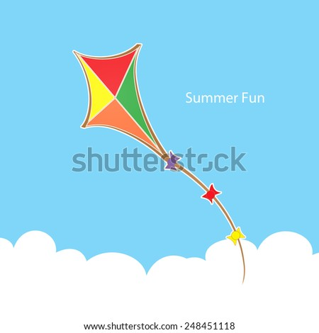 Kite - Summertime Fun