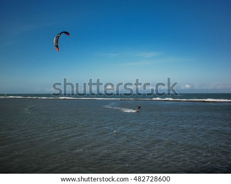 Kite Surf in Brazil
