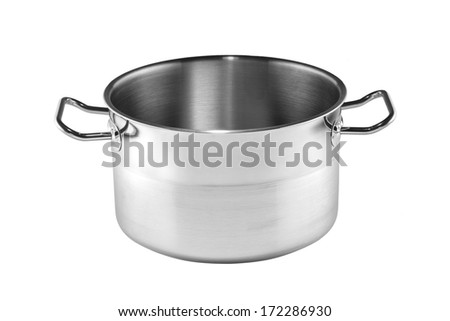 Kitechen Pot  - stock photo