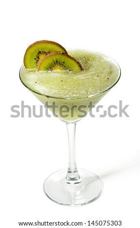 Kiwi Frozen Cocktail
