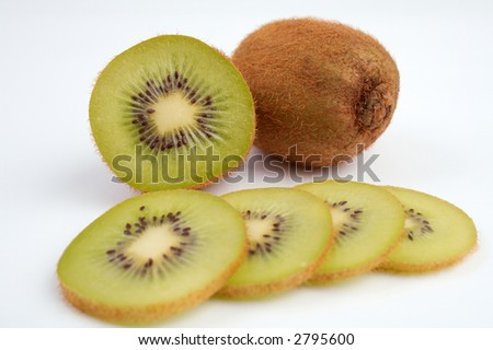 kiwi-fruit exotic