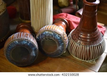 Thai Stringed Music Instrument Stock Photos, Images ...
