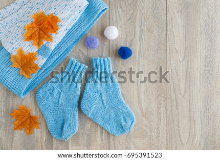 Knitting Socks Stock Images, Royalty-Free Images & Vectors ...