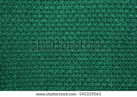 Knitted texture made of natural fabrics.