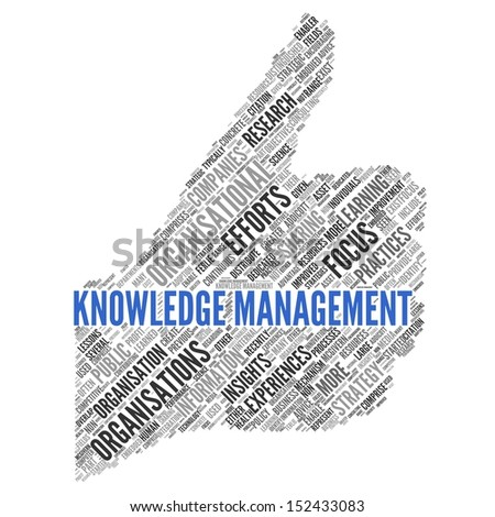 Knowledge Management | Conceptual wallpaper
