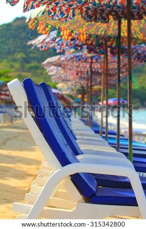 Koh Larn pataya in thailand - stock photo