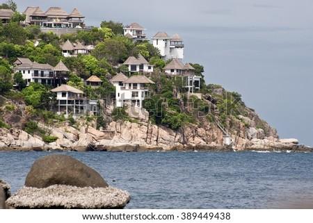 Koh Tao Island - Thailand - stock photo