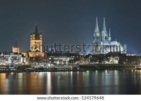 Koln old city, Germany
