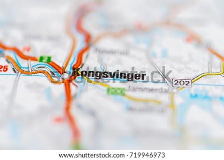 Kongsvinger City Stock Images RoyaltyFree Images Vectors