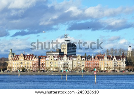 Konstanz, Germany - stock photo
