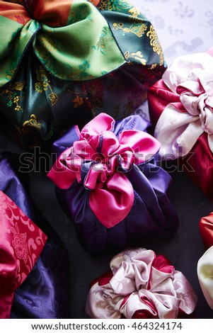 Korean traditional wrapping cloth