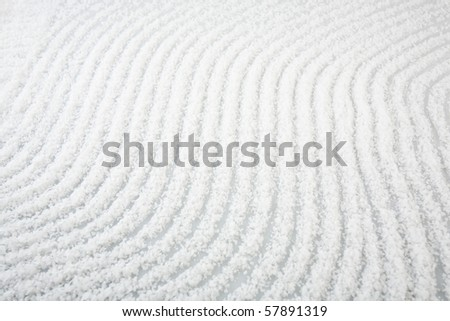 Kosher Salt - stock photo