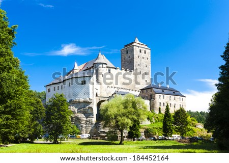 Kost Castle, Czech Republic - stock photo