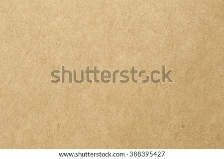 Kraft paper texture background