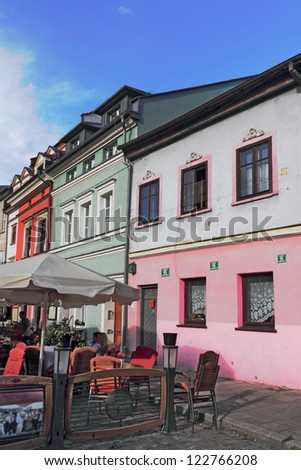 Krakow Kazimierz - stock photo