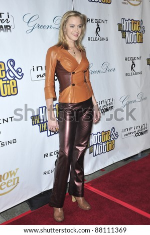 "Kristanna Loken at the Los Angeles premiere of ""The Hottie and the Nottie"" at the Egyptian Theatre, Hollywood. February 4, 2008  Los Angeles, CA Picture: Paul Smith / Featureflash"