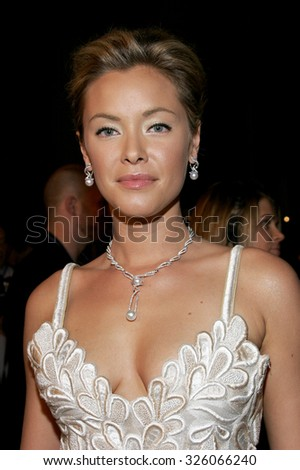 "Kristanna Loken attends The Romar Entertainment Los Angeles Premiere of ""Bloodrayne"" held at The Mann's Chinese Theater in Hollywood, California on January 4, 2006."