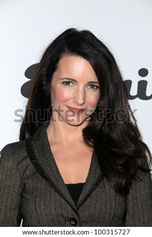 "Kristin Davis  at ""The Oxfam Party"" At Esquire House LA, Private Location, Beverly Hills, CA 11-18-10"