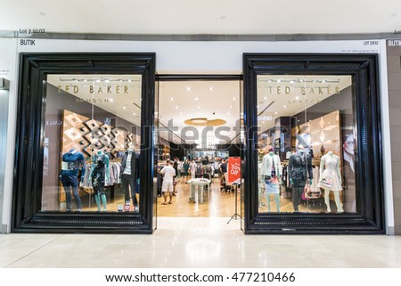 ted baker shoes irr on shutterstock inc usa
