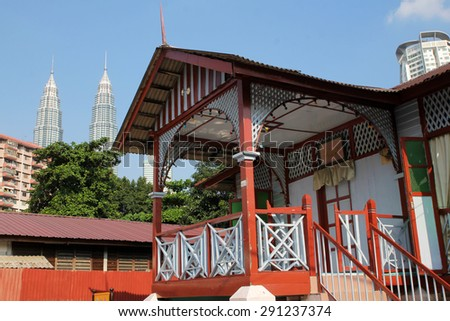 Malay Kampung Stock Photos Royalty Free Images Vectors