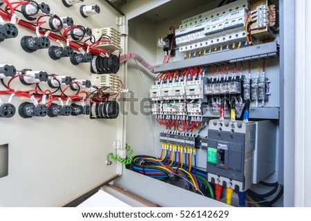 kuala lumpurmalaysia 29 nov 2016 circuit stock photo royalty free rh shutterstock com electrical panel board wiring jobs electrical panel board wiring diagram pdf