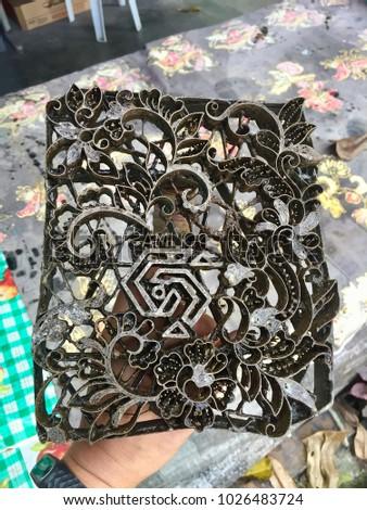 malaysia batik stock images royaltyfree images amp vectors
