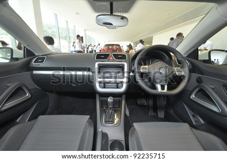 Kuantanmalaysiajan4 Interior Scirocco Launching Volkswagen Showroom ...
