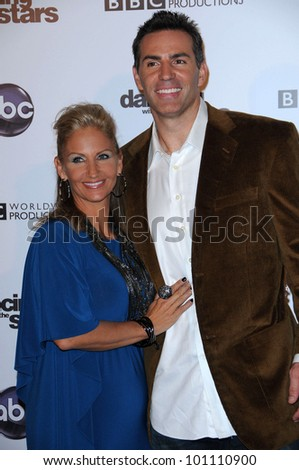"Kurt Warner at the ""Dancing With The Stars"" 200th Episode, Boulevard 3, Hollywood, CA. 11-01-10"
