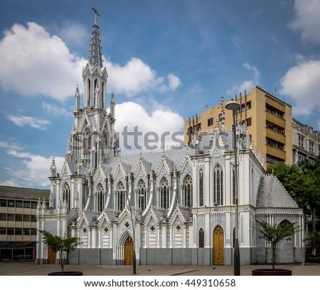 La Ermita Church - Cali, Colombia