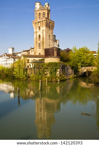 La Specola in Padua and its reflection