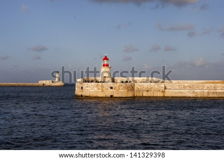 La Valletta Lighthouses