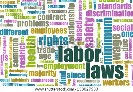 concept of the labor force Main concepts the main statistical objective of the eu labour force survey (eu- lfs) is to divide the population of working age (15 years and above) into three.