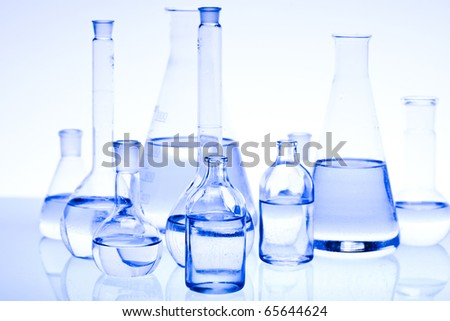 Laboratory glassware, Research and experiments